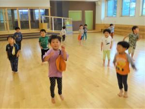 g中ホールでダンス (3)