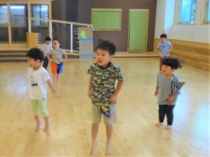 g中ホールでダンス (4)