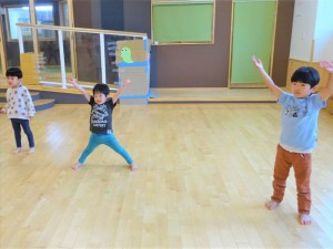 g中ホールでダンス (6)