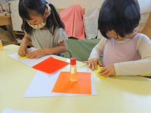 g年長折り紙 (3)