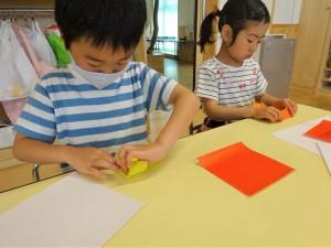 g年長折り紙 (4)