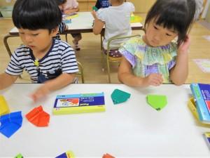 g中折り紙 (3)