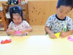 g少折り紙 (2)