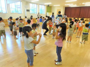 g終業式ダンス交流 (1)